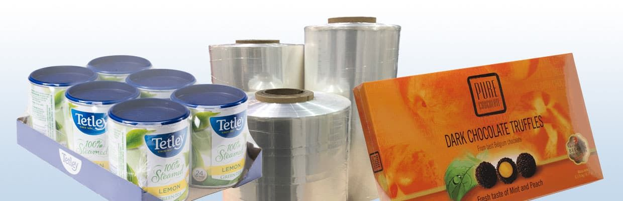 Shrink Wrapping Film Supplies